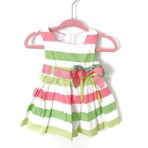 🔥FirstImpressions Formal Striped Dress